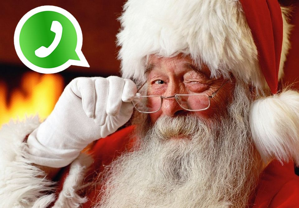 Babbo Natale Babbo Natale.Gli Scandali Non Finiscono Babbo Natale Fedifrago