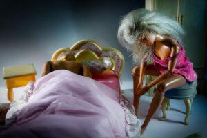 Il lato B delle Barbie
