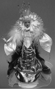 The Frozen Queen - Barbie Personalizzata