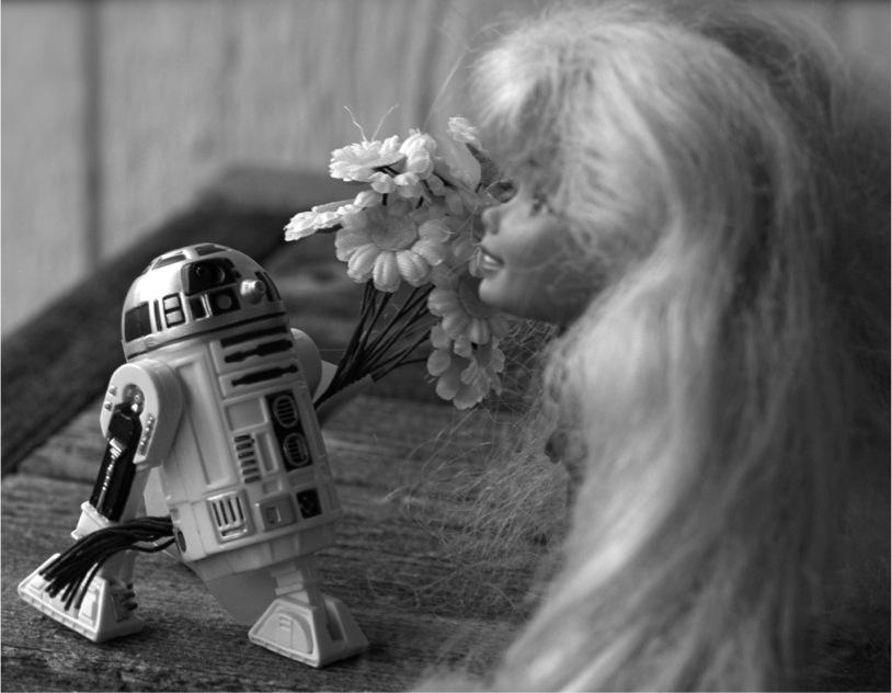 "L'uso ludico di Barbie in Flickr: ""A Love Story""; © Sabine's fotos."