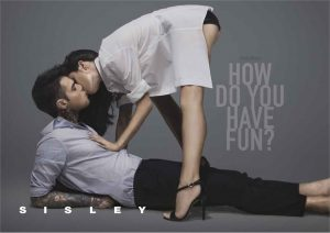 Fedez for Sisley - How do you have fun