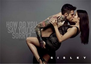 Fedez for Sisley - How do you say you're sorry