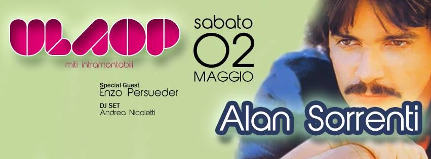 NewPort Rimini #AiConfiniDelPiacere - Ulaop - Alan Sorrenti