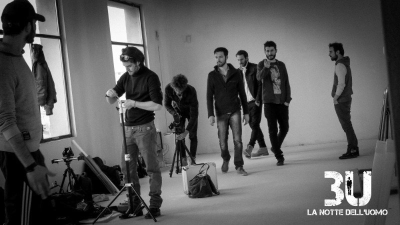 Cast 3U - La Notte dell'Uomo