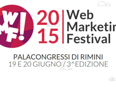 Il Web Marketing Festival approda a Rimini