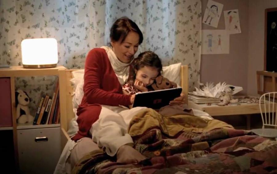 Storytelling by Telecom Italia - Futura Francesca