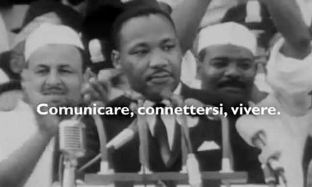 Storytelling by Telecom Italia - Martin Luther King