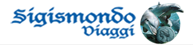 logo storico sigismondo viaggi san giuliano rimini