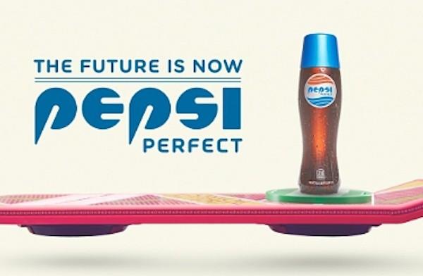 perfect pepsi back to the future