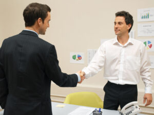 Presentarsi in maniera efficace al cliente