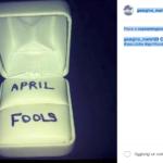 #AprilFools: Pesce d'Aprile su Instagram