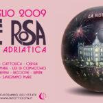 Manifesto Notte Rosa 2009