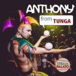 Anthony StraOspite allo Strampa Street Festival - Strampalato Rimini
