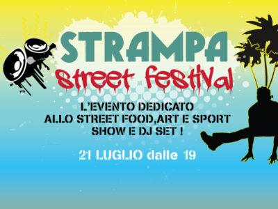 Collaborazioni Strampalate: Strampa Street Festival!
