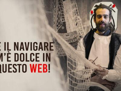 """Hai smarrito la """"diritta via"""" del Web?"""
