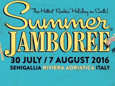 Creare mondi: Summer Jamboree 2016!