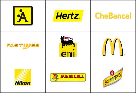 Brand Identity Gialla