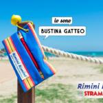 Bustina dai toni vintage! Da Strampalato a Rimini!