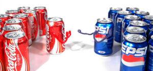 Cosa-Cola Vs. Pepsi