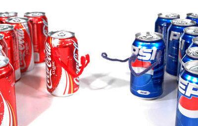 Sfide fra Brand: Coca-Cola Vs Pepsi