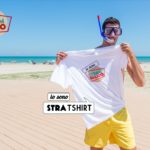 """T- Shirt """"Io sono Strampalato"""", la trovi solo a Rimini!"""