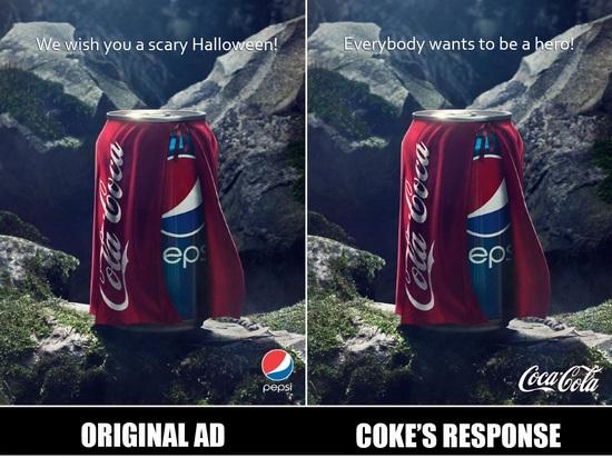 Coca-Cola Vs Pepsi - Sfida tra Brand