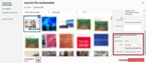Tutorial Wordpress - Impostazioni di Visualizzazione Immagine