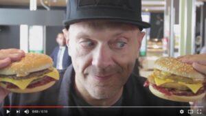 Max Pezzali per McDonald's