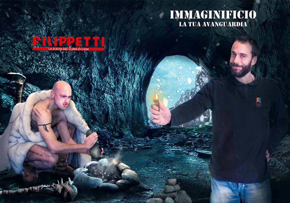 Filippetti for Immaginificio Rimini
