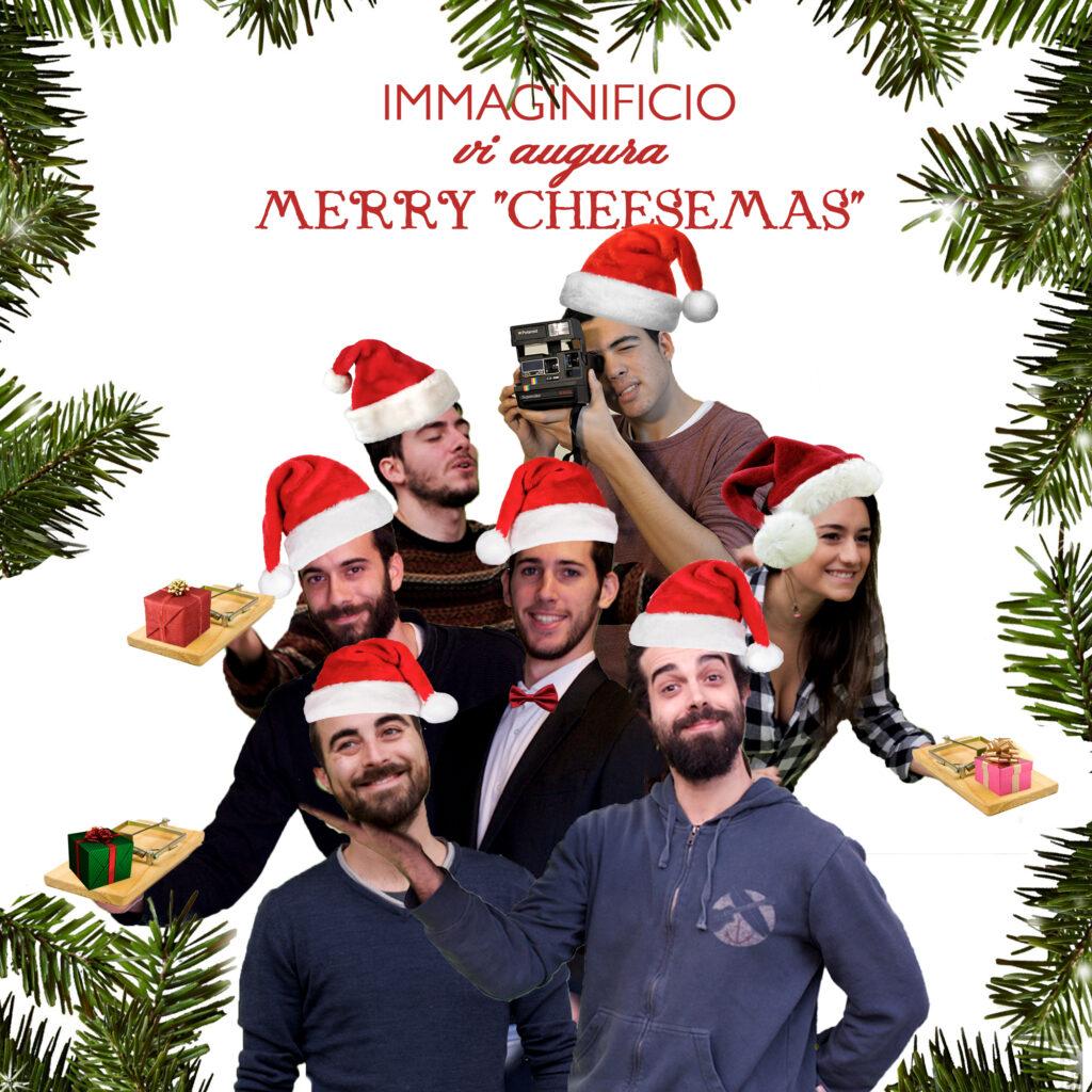 Il team di Immaginificio augura a tutti Buon Natale