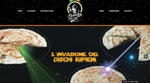 I Dischi Ripieni di Pianeta Pizza