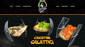 I Crostini dal gusto spaziale di Pianeta Pizza