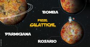 Le Pizze Galattiche di Pianeta Pizza