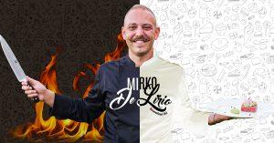 Chef Mirko De Lirio