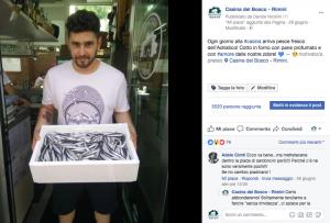 I sardoncini freschi della Casina del Bosco di Rimini