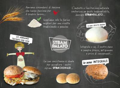 Il pane di Strampalato di Rimini