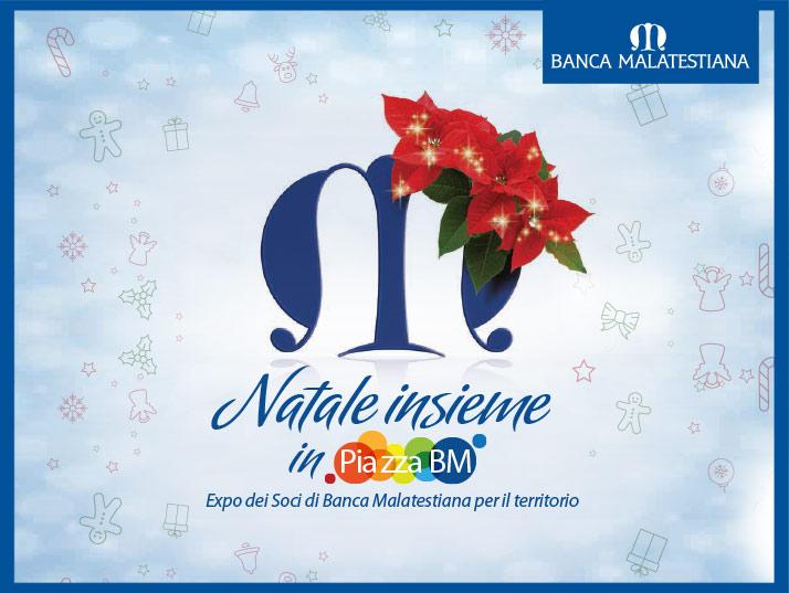 Natale insieme: expo della Banca Malatestiana