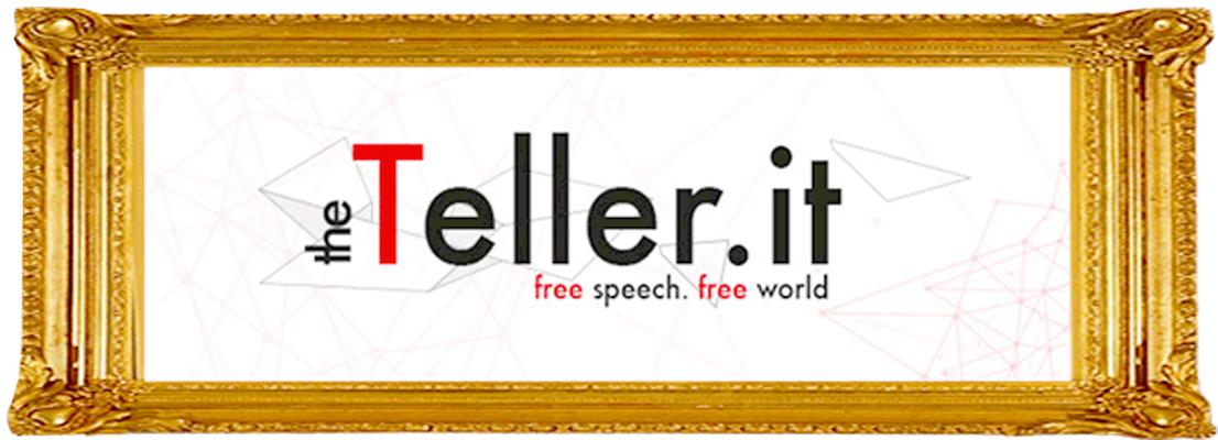 Logo - The Teller
