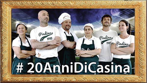 Campagna Facebook - Casina del Bosco