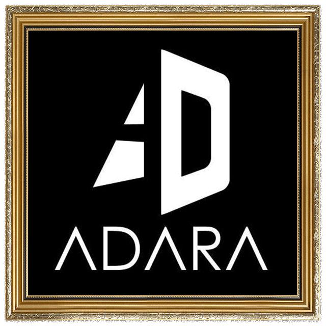Ideazione del logo - Adara Design