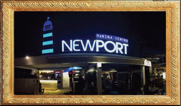Logo Insegna - Newport