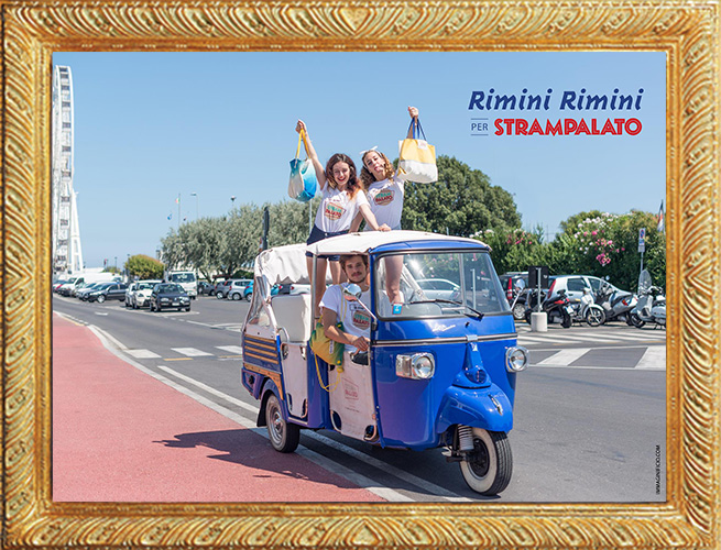 Servizio fotografico Rimini Rimini Bags per Strampalato