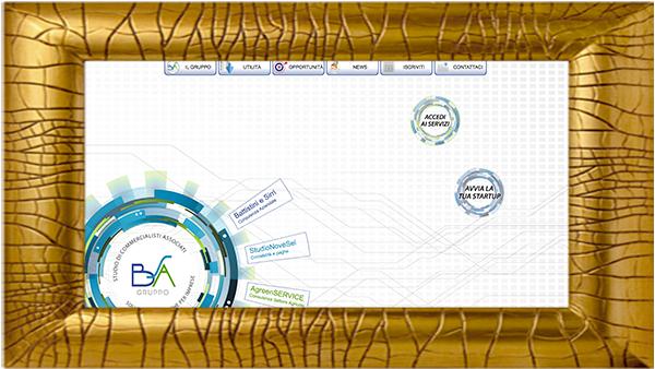 Sito web - Gruppo BSA
