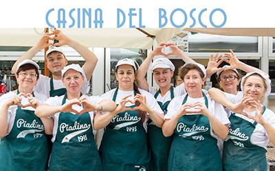 La famiglia di Casina del Bosco - La Casina del Bosco è cura, ospitalità e amore del team che porta avanti da anni la tradizione romagnola.