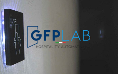 Promuovere la domotica alberghiera - GFP Lab è un azienda di Rimini specializzata in automatismi digitali. Specialisti in soluzioni di controllo accessi e automazione delle camere. Per l'azienda abbiamo realizzato analisi di mercato, campagne Google Ads e LinkedIn, stesura di articoli di blog e newsletter. L'obiettivo è di far conoscere ai potenziali clienti i servizi che offre l'azienda, conoscendo il mercato, il target e pianificando le strategie migliori per raggiungerlo.