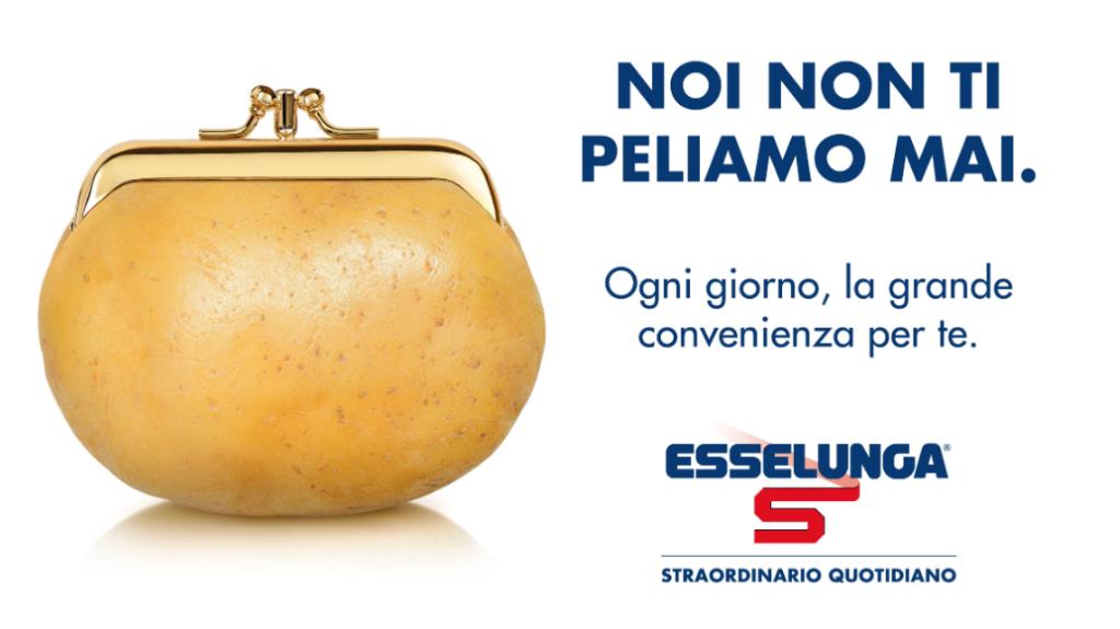 campagna pubblicitaria Esselunga
