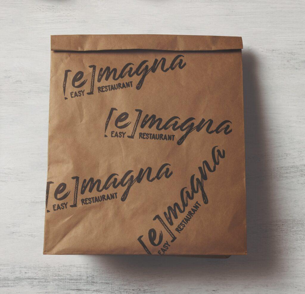 packaging shopper economico